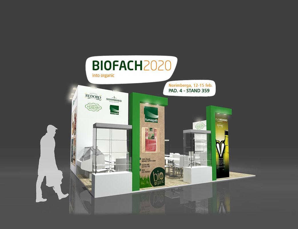 Fumagalli salumi a Biofach 2020
