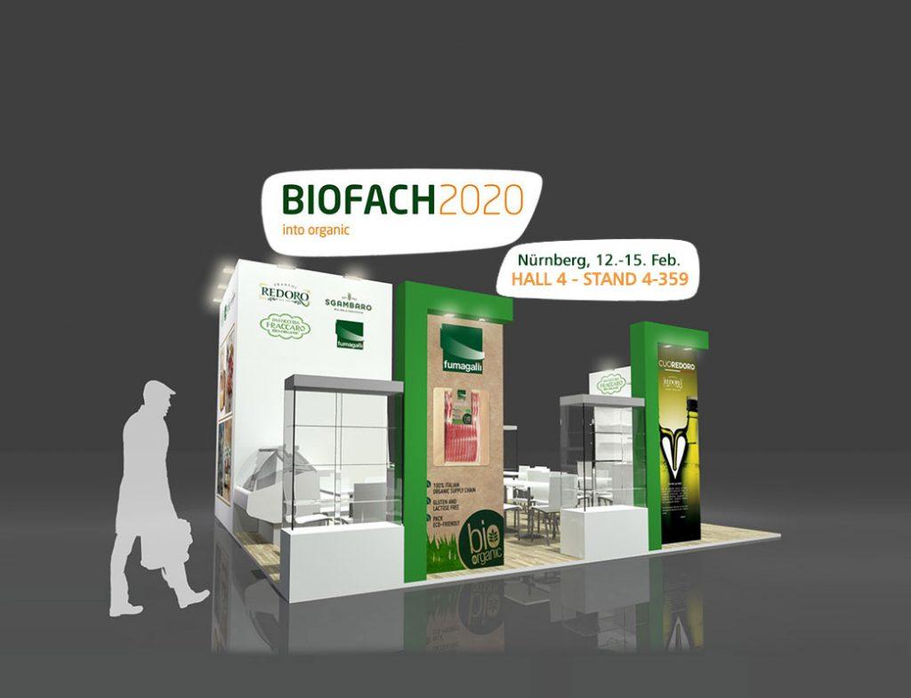 BIOFACH – Weltleitmesse für Bio-Lebensmittel